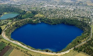 Melbourne Adelaide Tour - Blue Lake