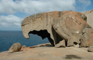 Melbourne - Adelaide tour - Remarkable Rocks