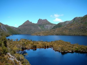 Visit Tasmania - Cradle Mountain National Park